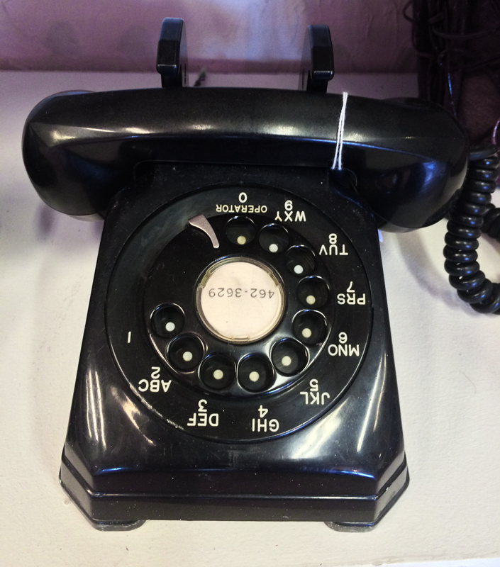 Antique Wall Phones - The Olde Telephone Company